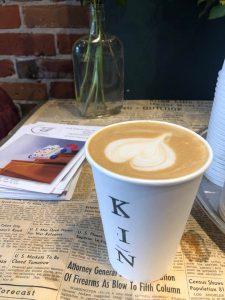 coffee, kin, san luis obispo, downtown